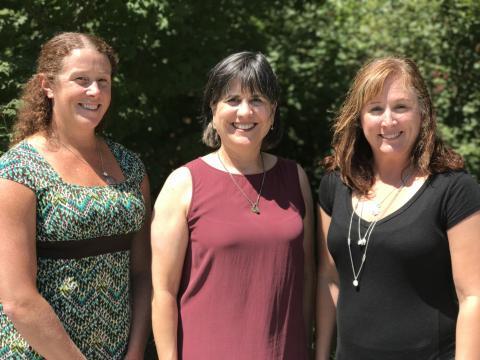 Jody Slocumb, Ann Glang, & Melissa McCart